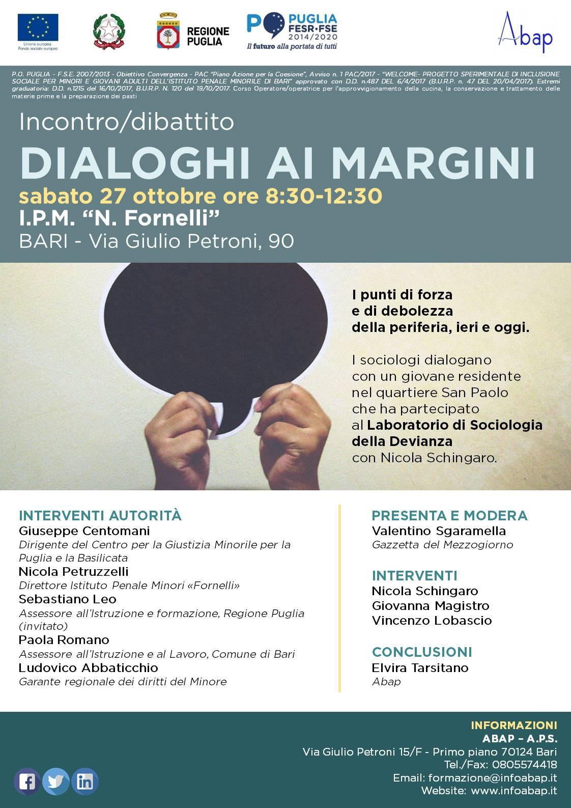1.locandina-dialogo-ai-margini-27.10.18